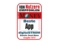 Award FOCUS-MONEY App-Test 2017